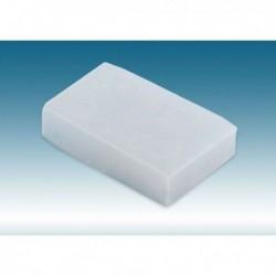 Parafina sólida Branca 1Kg
